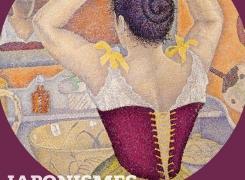 Japonismes / Impressionnismes :  Exposition du 30 mars au 15 juillet 2018 à Giverny