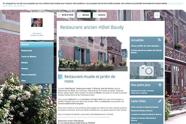 Restaurant Hôtel Baudy