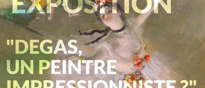 Degas au Musée des Impressionnismes