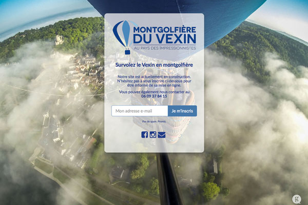 Montgolfière du Vexin
