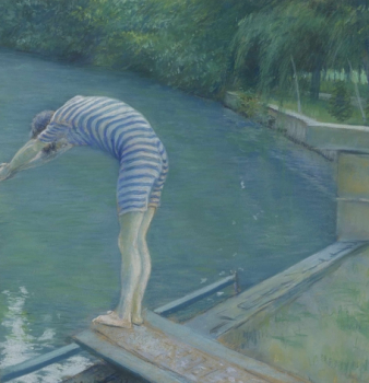 Caillebotte, Painter and Gardener Exhibition from March 25 to July 03, 2016