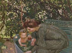 Exposition COTE JARDIN de Monet à Bonnard