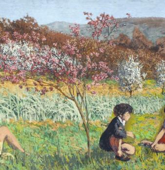 Ker-Xavier ROUSSEL : Jardin privé, jardin rêvé : Exposition du 27 juillet 2019 au 11 Novembre 2019 à Giverny